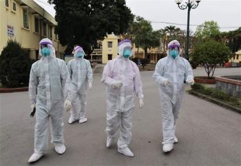 Sáng mùng 1 Tết, Việt Nam không ghi nhận ca COVID-19 mới trong cộng đồng