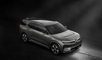 VinFast được cấp phép thử nghiệm xe điện tự hành tại California, Mỹ