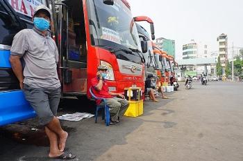 Bến xe, ga tàu ở Sài Gòn đìu hiu