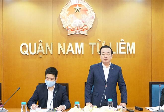 Hà Nội yêu cầu xử phạt ca COVID-19 tại Nam Từ Liêm do khai báo không trung thực  - 1