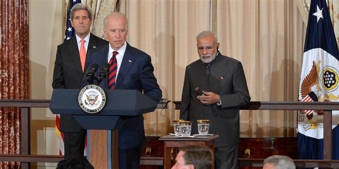 Ông Biden điện đàm với Thủ tướng Ấn Độ, cam kết hợp tác đối phó Trung Quốc - 1