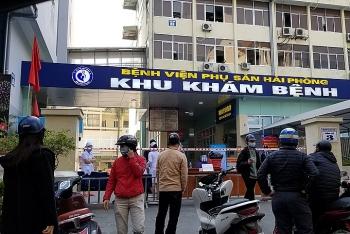 Hải Phòng dỡ phong tỏa hai bệnh viện