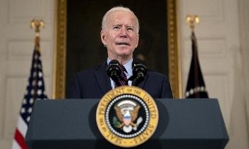 Biden nỗ lực xây niềm tin vào gói cứu trợ Covid-19
