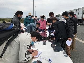 Quảng Ninh nới lỏng quy định cho người dân về quê ăn Tết