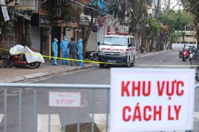 Hà Nội thêm ca dương tính SARS-CoV-2 ở quận Cầu Giấy - 1