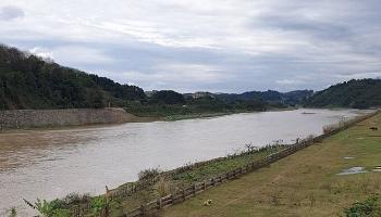 Lũ trái mùa trên sông Hồng