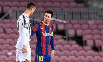 Messi vượt Ronaldo, thắng giải Cầu thủ hay nhất thập kỷ