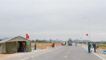 Quảng Ninh dừng giãn cách xã hội đối với Vân Đồn và Đông Triều