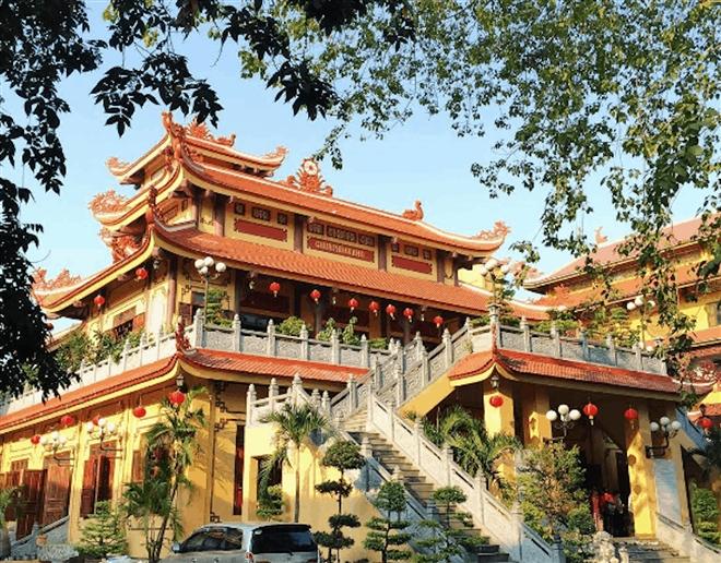 7 ngôi chùa linh thiêng thích hợp cầu an đầu năm tại TP.HCM - 2