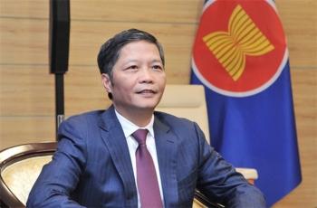 Bộ trưởng Trần Tuấn Anh: Đón gió lành từ FTA, xuất khẩu Việt sẽ hái quả ngọt
