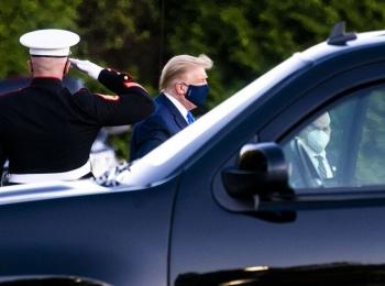 Cựu Tổng thống Trump từng suýt phải thở máy khi mắc COVID-19