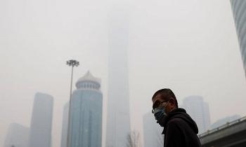 Bắc Kinh ô nhiễm nặng dịp Tết