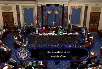 Trắng án ở phiên luận tội thứ 2 tại Thượng viện, ông Trump nói gì?
