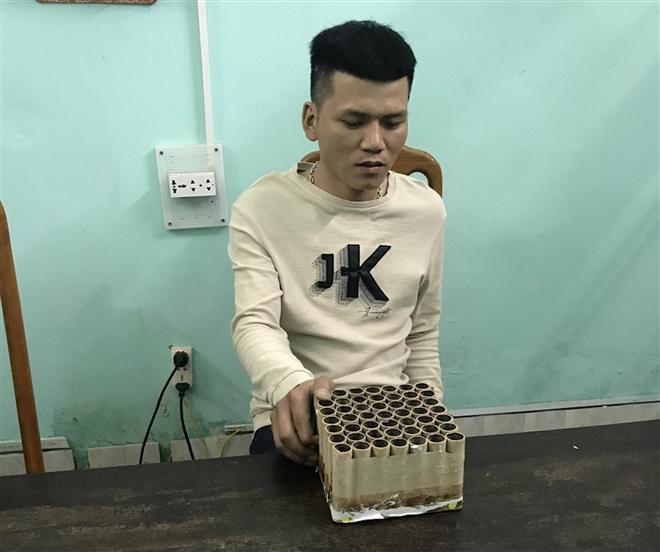 Tạm giữ 28 người ở Quảng Bình đốt pháo hoa nổ trái phép đêm Giao thừa - 1