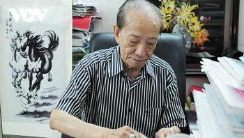 Giáo sư Nguyễn Tài Thu - bậc thầy châm cứu Việt Nam qua đời