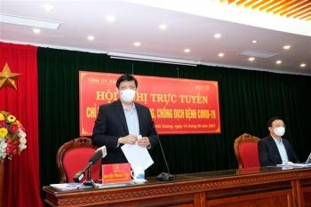 Bộ trưởng Y tế:  Phải chấp nhận phong toả, giãn cách để chặn dịch COVID-19