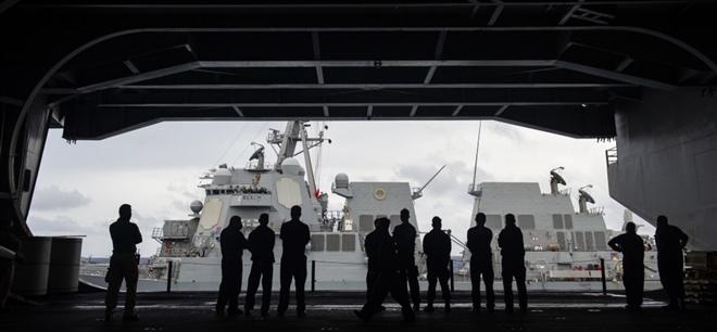 Chính quyền Biden liên tiếp 'nắn gân' Trung Quốc trong vấn đề Biển Đông - 2