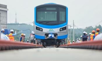 Metro Số 1 vận hành thương mại năm 2022