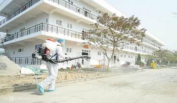 Bệnh viện Dã chiến 3 Hải Dương hoạt động