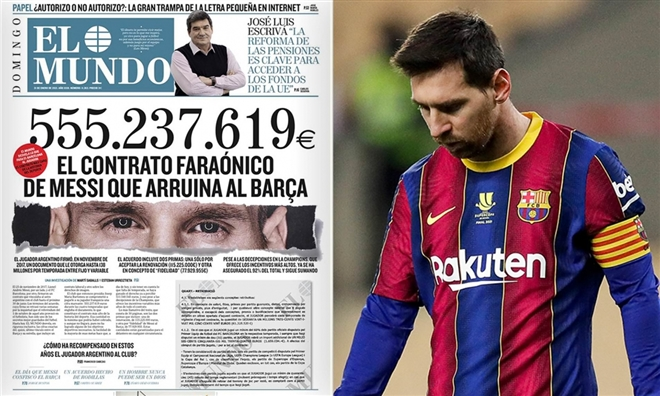 Kết thúc kỷ nguyên đua tranh Messi - Ronaldo  - 5