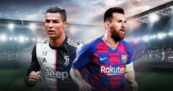 Kết thúc kỷ nguyên đua tranh Messi - Ronaldo