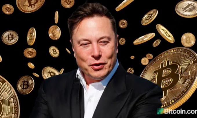 mot thang choi bitcoin cua elon musk loi hon ca nam ban xe dien
