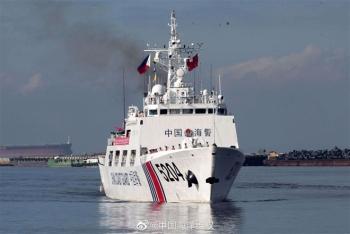 Tàu Trung Quốc và Nhật Bản rượt đuổi nhau ở biển Hoa Đông