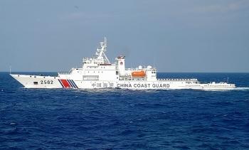 Mỹ yêu cầu hải cảnh Trung Quốc ngừng