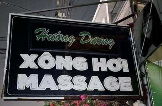 bat qua tang 2 co so massage to chuc nhan vien khoa than kich duc cho khach