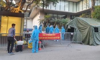 Hà Nội thông tin chủng virus SARS-CoV-2 của người Nhật chết ở khách sạn
