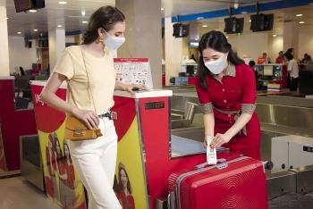 Vietjet miễn phí 20kg hành lý ký gửi trên toàn mạng bay