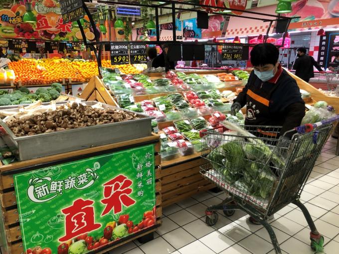 """Bài học """"cứu"""" nông sản trong đại dịch ở Trung Quốc"""