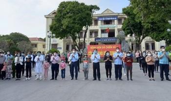 Hải Dương giải thể Bệnh viện dã chiến số 1 tại Chí Linh