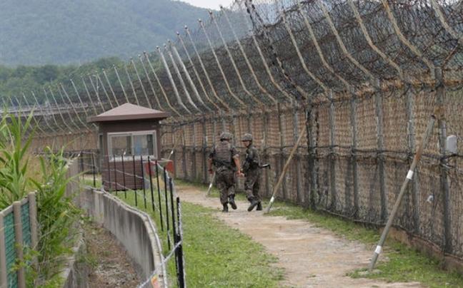 Khủng hoảng an ninh biên giới liên Triều: Vượt DMZ như chốn không người