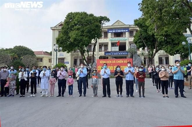 Hải Dương giải thể Bệnh viện dã chiến số 1 tại Chí Linh - 1