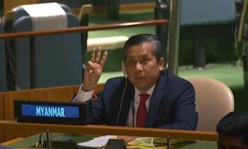Myanmar sa thải đại sứ tại Liên Hợp Quốc