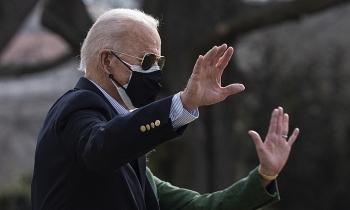 Biden hứng chỉ trích vì ra lệnh không kích Syria