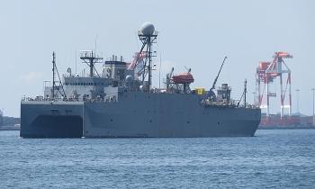 Trung Quốc nói trinh sát hạm Mỹ hoạt động gần Hoàng Sa