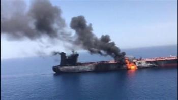 Israel nghi Iran tấn công tàu chở dầu, vùng Vịnh căng thẳng