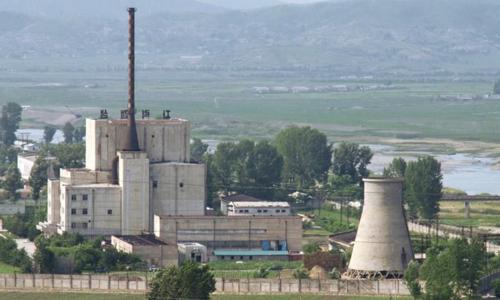 Lò phản ứng hạt nhân Triều Tiên ngừng hoạt động ba tháng qua