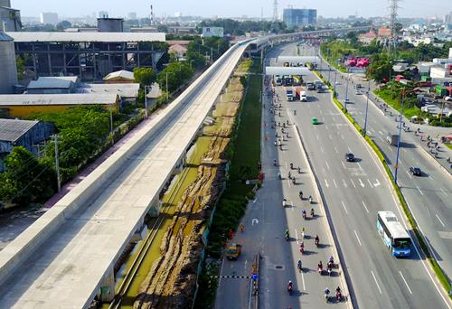 tp hcm xin trung uong ung 2150 ty cho tuyen metro so 1