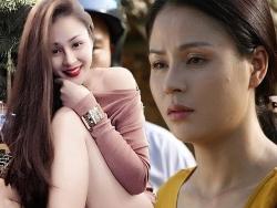 Ngỡ ngàng nhan sắc đời thực của gái quê hot nhất màn ảnh Việt