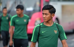 u23 indonesia phai doi lich di 30 km de co buoi tap dau tien