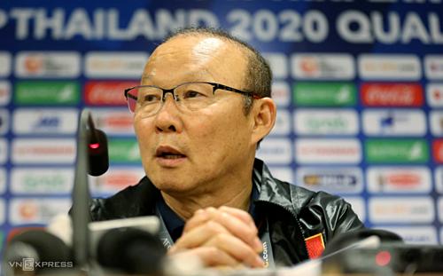 HLV Park Hang-seo: 'Từ nay không còn phải sợ Thái Lan nữa'