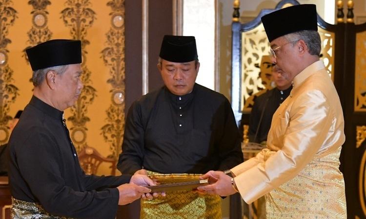 Tân Thủ tướng Malaysia tuyên thệ nhậm chức
