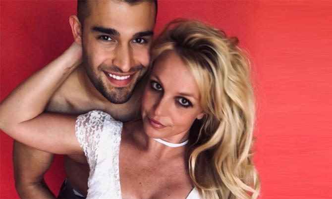 britney spears mung sinh nhat bo tre