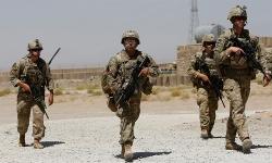 Lính Mỹ bắt đầu rút khỏi Afghanistan