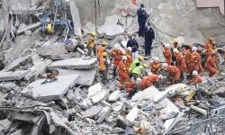 26 người chết vụ sập khách sạn cách ly Covid-19