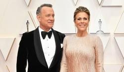Vợ chồng tài tử Tom Hanks nhiễm nCoV