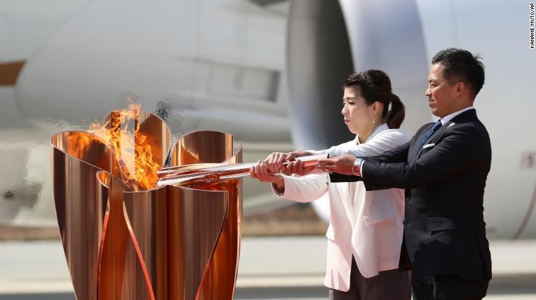 olympic tokyo 2020 se duoc hoan den nam 2021